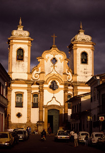 Church of Pilar - Ouro Preto