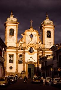 Church of Pilar - Ouro Preto