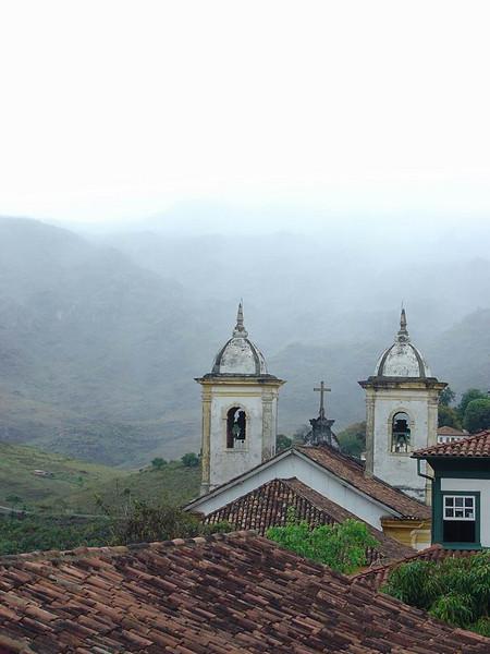 Foggy Morning - Ouro Preto
