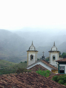 Foggy Morning - Ouro Preto