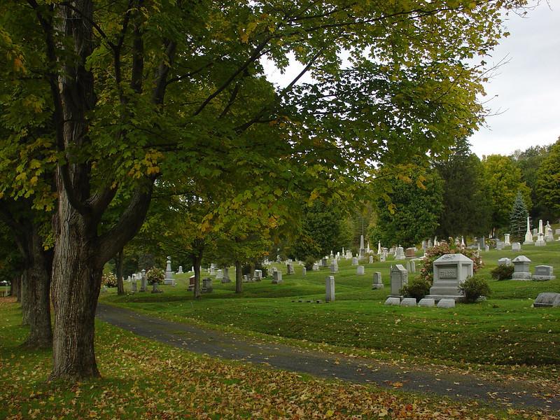 Graveyard, Montpelier, Vermont