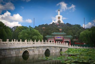 Beautiful Scene of Beijing Imperial Park