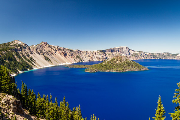 Crater Lake ~ Oregon