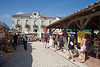 Market Day at Villereal, Lot et Garonne