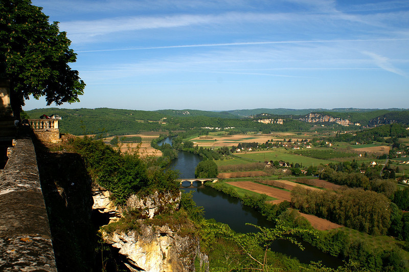 Domme - La Dordogne