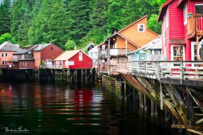 Creek Street - Alaska's Brothel