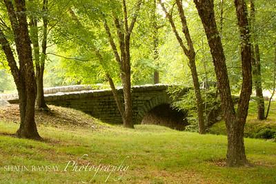 Bridge at the Biltmore, Asheville, North Carolina