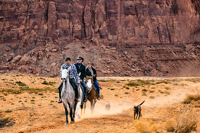 Mittens Trailride on Horseback