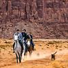 Mittens Trailride on Horseback
