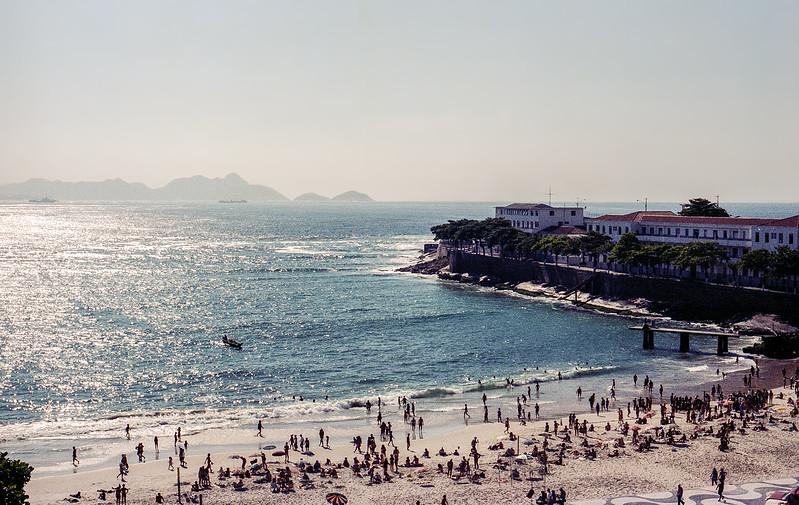 Weekend in Rio di Janeiro - 1980