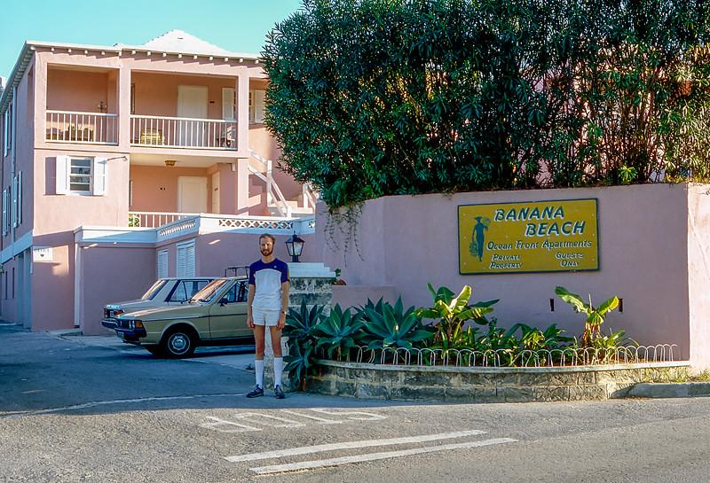Bermuda - Banana Beach Hotel - 1985