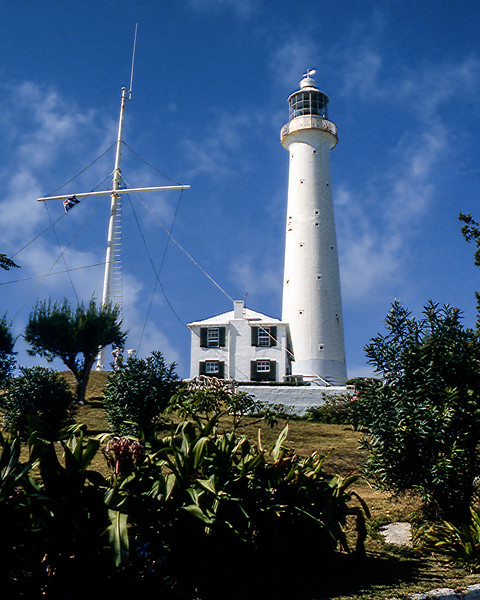 Gibbs Hill Lighthouse - 1986