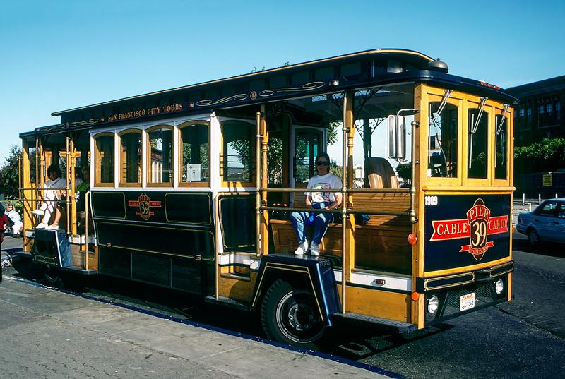 Cable Car city tour - 1993