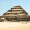'Stepped' Pyramid of Djoser (2650 BCE) - Northwest of Memphis