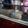 Sarcophagus of Akhenaten (1335 BCE)