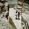 Aswan - Granite stone quarry