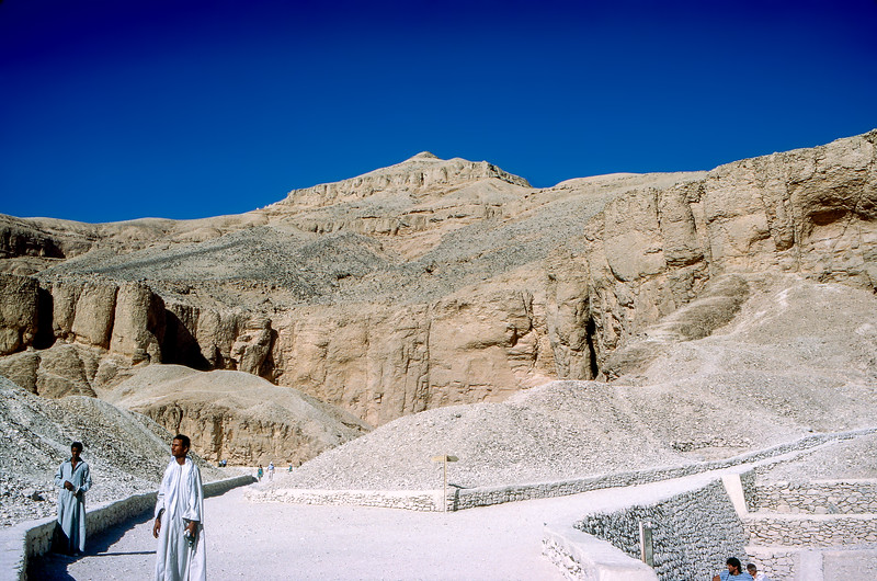 Valley of the Kings entrance
