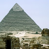 Sphinx & Great Pyramid of Khufu - Giza, Egypt