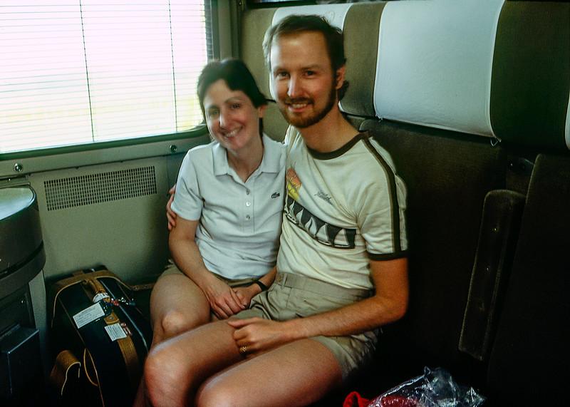 Cairo to Luxor overnight via train