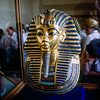 Funerary Golden Mask of Tutankhamun