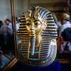 Funerary Golden Mask of Tutankhamun
