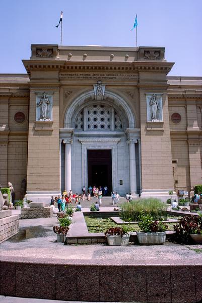 Cairo Museum of Egyptian Antiquities (1901)