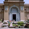 Cairo Museum of Egyptian Antiquities - Entrance