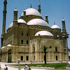 Cairo Mosque - Citadel of Saladin (1176)