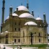 Cairo Mosque - Citadel of Saladin (1176)