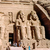Abu Simbel entrance - Barry
