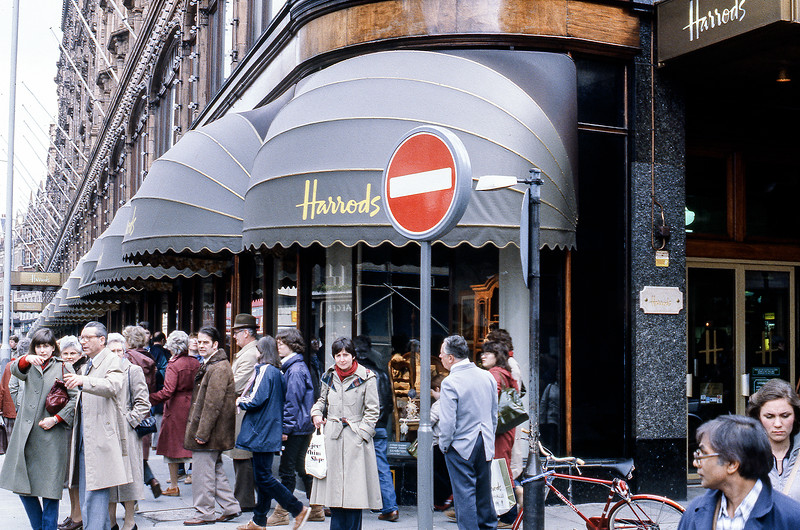 Mercedes by Harrods - 1983