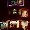 London 1985 - Globe Theatre - Daisy Pulls It Off
