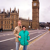 London 1994 - Barry & Mercedes by Big Ben