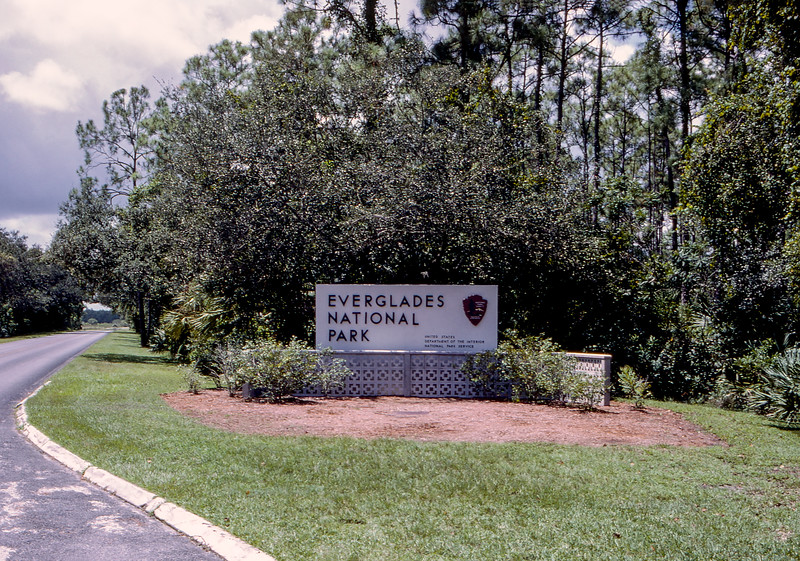 Everglades National Park - 1988