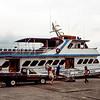Boat tour around the Big Island - 1988