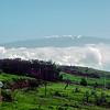 Mauna Kea mountain (elevation 13,802 ft) - 1988