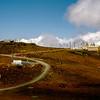 Mauna Kea's crowded summit of telescopes