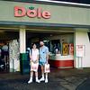 The Dole plantation store