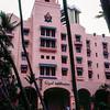 The Royal Hawaiian - Hawaii's oldest hotel (1927)