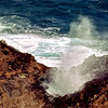 Hālona (lookout) Blowhole in south east O'ahu