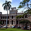 Iolani Palace -  Residence of the royal rulers until 1893