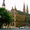 Amsterdam - Dam Square Nieuwmarkt