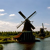 Holland countryside - Windmills
