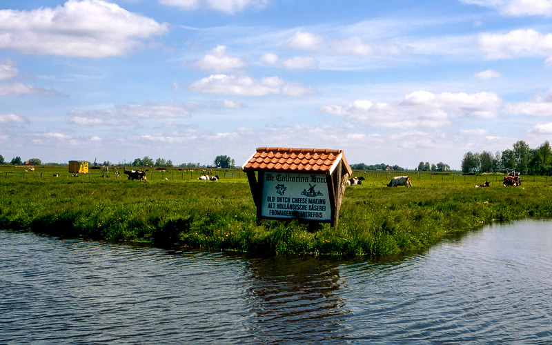 Site of Dutch Cheese Making