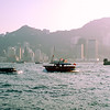 Hong Kong harbor - 1980