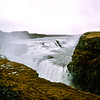 Gullfoss Waterfalls - 105 foot drop