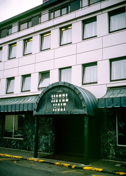 Iceland - Hotel Holt - 1997