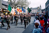 Irish parade in Westport, Ireland