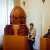Florence - Original wooden model of Duomo - 1984