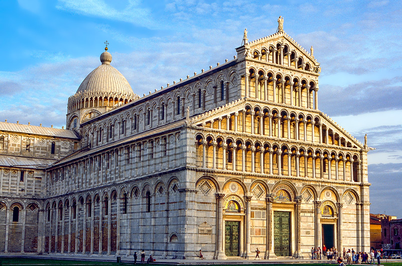 Pisa Cathedral (1092) - 1984